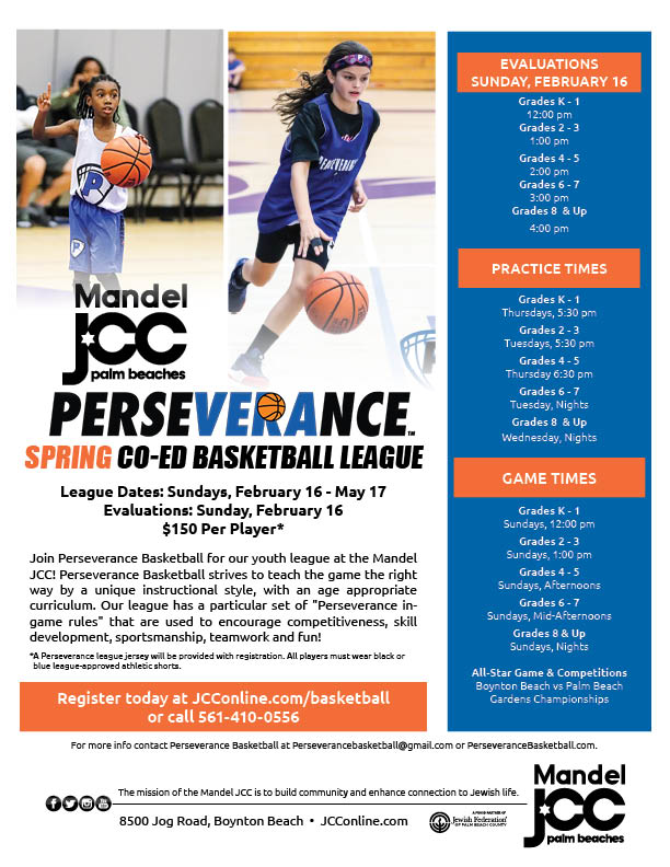 BB_Perseverance Spring Co-Ed League flyer 11-2019 (1)